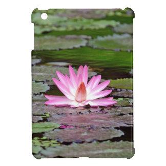 Asia Lotus Flower iPad Mini Cover