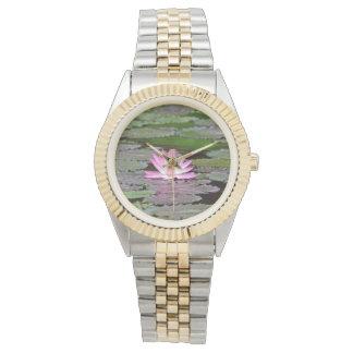 Asia Lotus Flower Watch