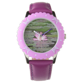 Asia Lotus Flower Watches