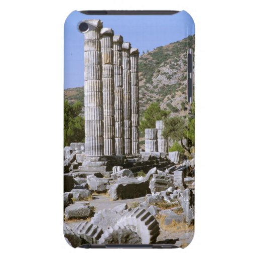 Asia, Middle East, Turkey, Ephesus. Temple of iPod Touch Cases