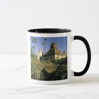 Asia, Myanmar, Bagan. Kubyauk-Gyi Temple. Mug