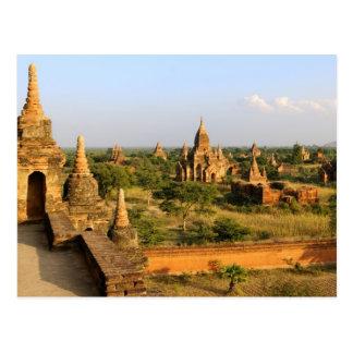 Asia, Myanmar (Burma), Bagan (Pagan). Various Postcard