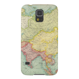 Asia political atlas map galaxy s5 covers