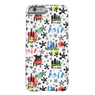 Asia | Symbols Pattern Barely There iPhone 6 Case