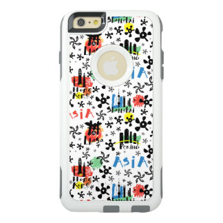 Asia | Symbols Pattern OtterBox iPhone 6/6s Plus Case
