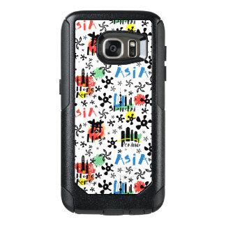 Asia | Symbols Pattern OtterBox Samsung Galaxy S7 Case