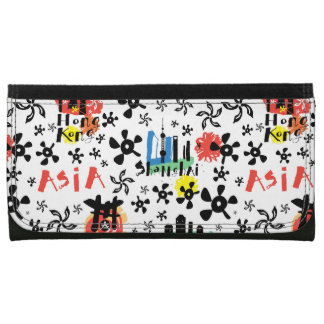 Asia | Symbols Pattern Wallets
