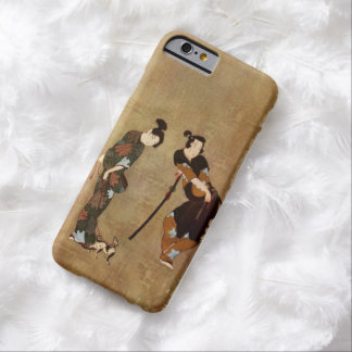 Asian Art - Couple With Small Dog, 1913 Barely There iPhone 6 Case