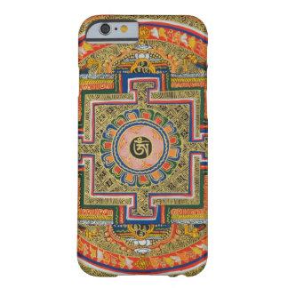 Asian Art Mandala Colorful Tibet Phone Case