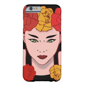 Asian Beauty Barely There iPhone 6 Case