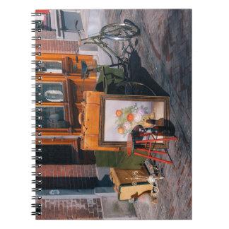 Asian Bike Notebooks