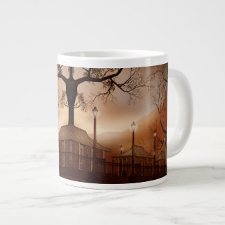 Asian Bridge Jumbo Mug
