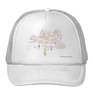 Asian Brown Cloud Hat