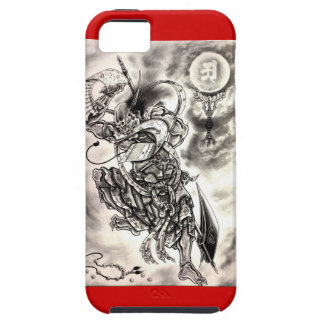 Asian Demon Warrior Iphone 5 Case