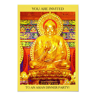 ASIAN DINNER PARTY - FOR SPECIAL CELEBRATIONS CARD