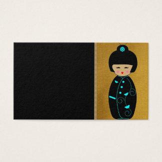 Asian Dolls Business Card