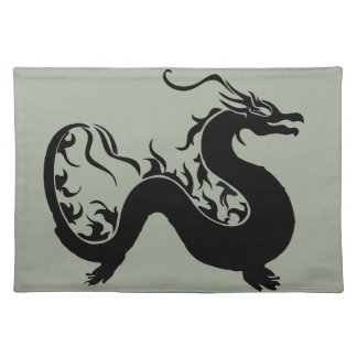 Asian Dragon Placemat