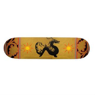 Asian Dragon Skateboard