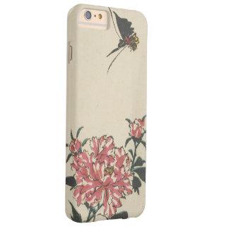 Asian Flora Print iPhone Case