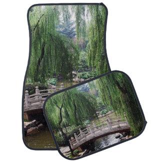 Asian Garden 1 Car Mat