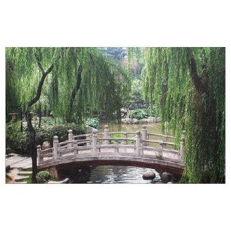 Asian Garden 1 Fabric