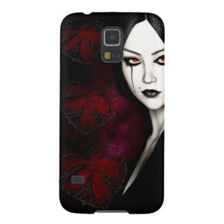 Asian gothic galaxy s5 covers