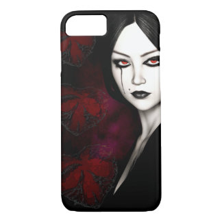 Asian gothic iPhone 8/7 case