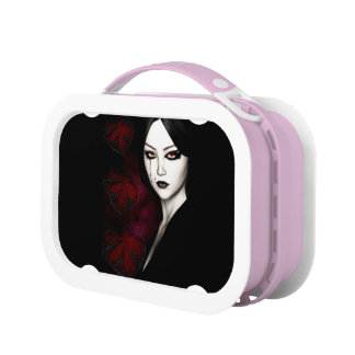 Asian gothic lunch box