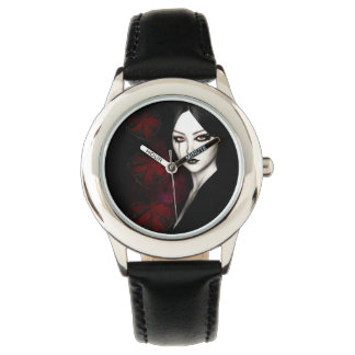 Asian gothic watch