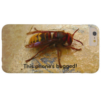 Asian Hornet Bugged iPhone Case