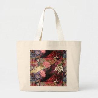 Asian inspired tote bag