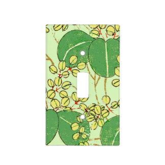 Asian Jaopanese Art Print Design Pattern Light Switch Cover