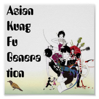 Asian Kung Fu Generation Poster