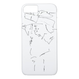 Asian Lady Case-Mate iPhone Case