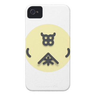 Asian looking design Case-Mate iPhone 4 case