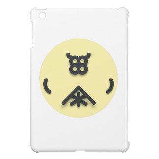 Asian looking design iPad mini cover