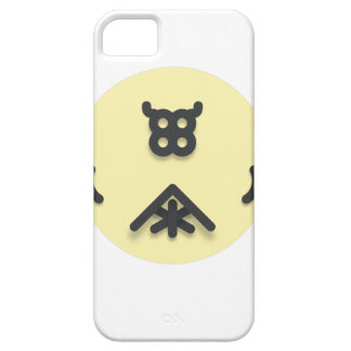 Asian looking design iPhone 5 case