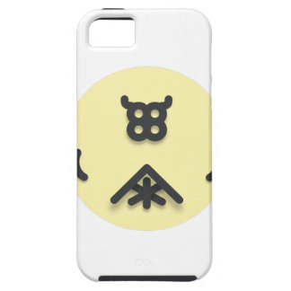 Asian looking design iPhone 5 cases
