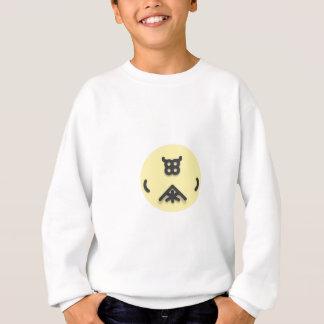 Asian looking design sweatshirt