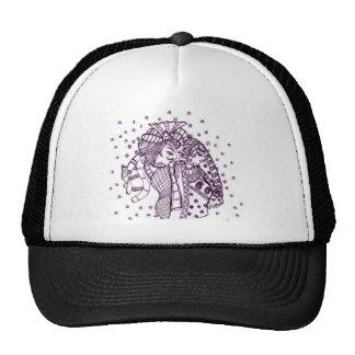 asian mehndi-Wedding Trucker Hats