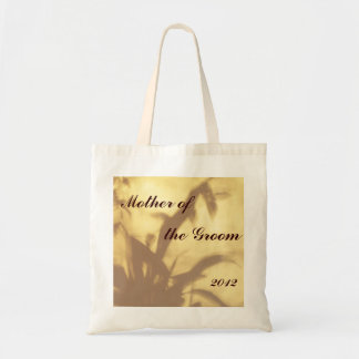 Asian Motif Mother of the Groom Tote Bag