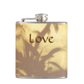 Asian Motif Wedding Love Flask
