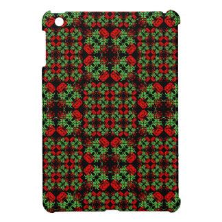 Asian Ornate Patchwork Pattern iPad Mini Case