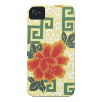 Asian Peony Case-Mate iPhone 4 Case