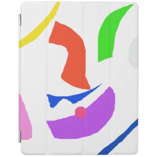 Asian Smile iPad Cover