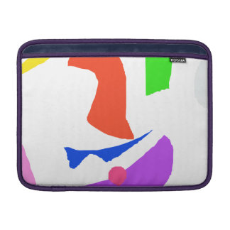 Asian Smile Sleeve For MacBook Air