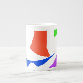 Asian Smile Tea Cup