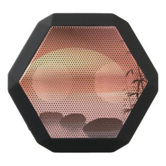 Asian steps to the sun - 3D render Black Bluetooth Speaker
