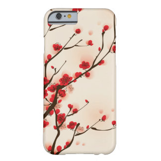 Asian Style Painting, Plum Blossom in Spring Barely There iPhone 6 Case