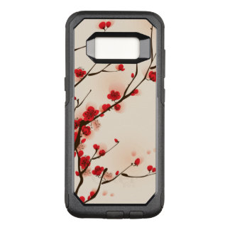 Asian Style Painting, Plum Blossom in Spring OtterBox Commuter Samsung Galaxy S8 Case